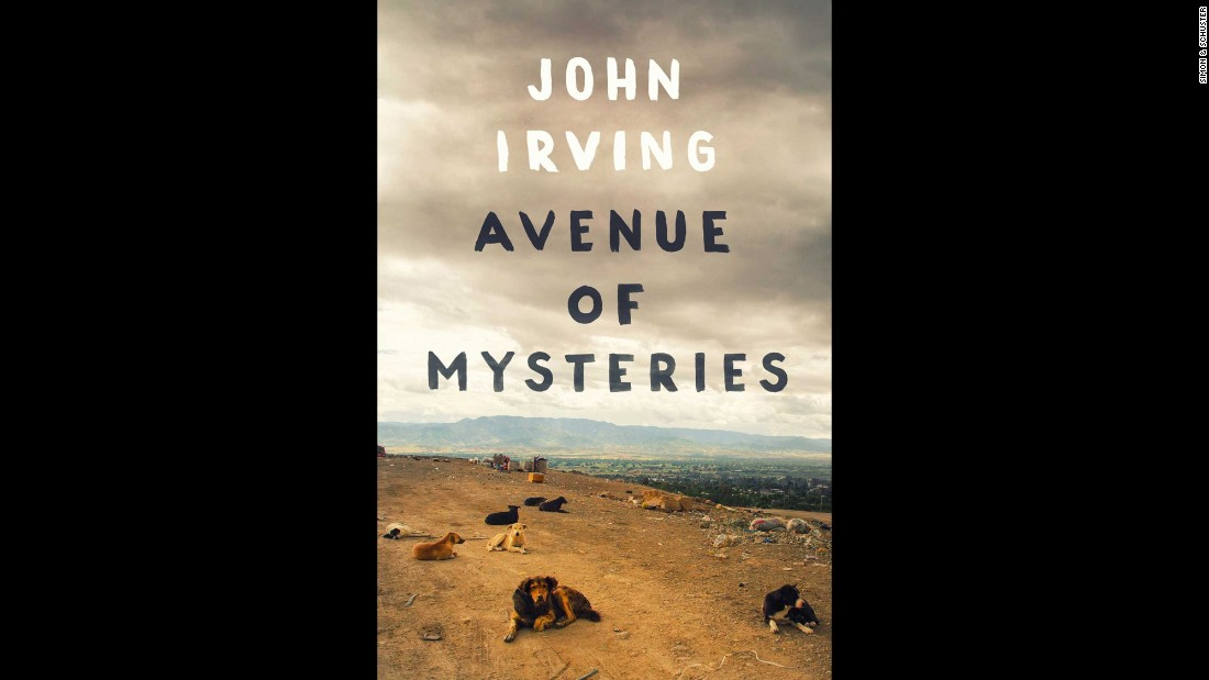 "In ""Avenue of Mysteries,"" John Irving echoes the powerful writing he shared with the world in his classics, ""The Cider House Rules"" and ""The World According to Garp."" In his latest book, we meet Juan Diego, whose sister, Lupe, can see people's pasts without them telling her, her own future and that of her brother; and she can tell what most people are thinking. ""Avenue"" shows what happens when her brother's past collides with his future."