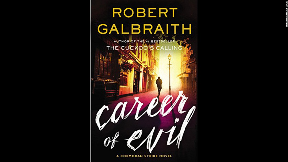 "In the latest Cormoran Strike mystery by Robert Galbraith, ""Career of Evil,"" Strike's assistant Robin Ellacott receives a package containing a woman's severed leg. She's surprised and alarmed, while Strike is only alarmed. He has ideas about who might be responsible, and his and Ellacott's search for the culprit leads to more and more violence.  Are they the next victims?"