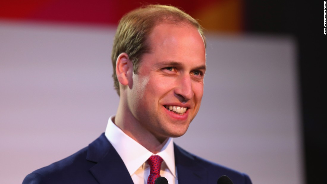 Prince William, Duke of Cambridge, is the latest in a long line of left-handed British royals. According to British media reports, he'd like his toddler son, George, to carry on the tradition.