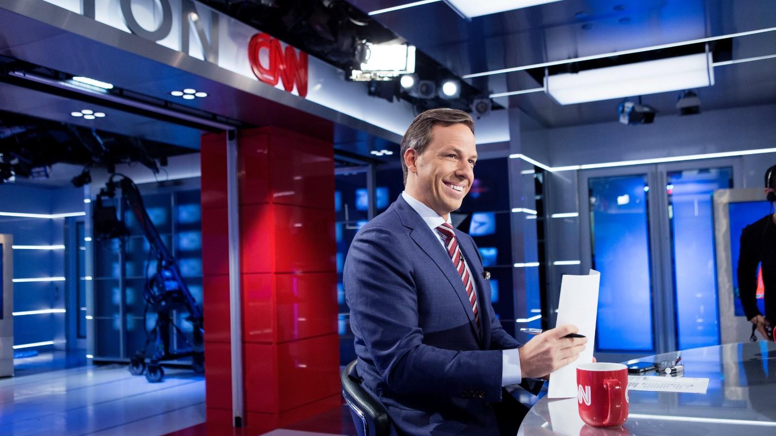CNN Profiles - Jake Tapper - Anchor - CNN