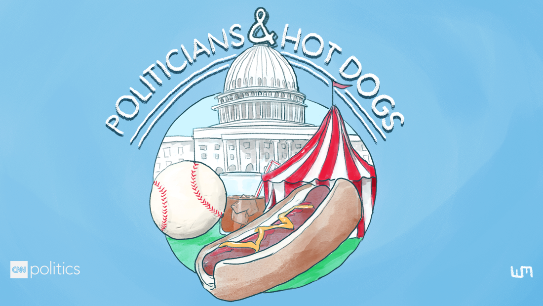 Will Mullery hot dog graphic