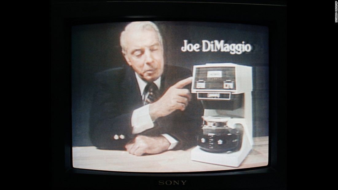 "In 1978, the same year Baseball Hall of Famer Joe DiMaggio began selling Mr. Coffee on TV, a <a href=""http://www.ncbi.nlm.nih.gov/pubmed/339084"" target=""_blank"">New England Journal of Medicine</a> study found a short-term rise in blood pressure after three cups of coffee. <br /><br />And a<a href=""http://www.nejm.org/doi/full/10.1056/NEJM197307122890203#t=articleTop"" target=""_blank""> 1973 study</a> found that drinking one to five cups of coffee a day increased risk of heart attacks by 60%, while drinking six or more cups a day doubled that risk to 120%."