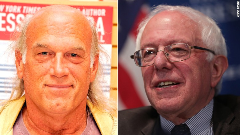 Jesse 'The Body' Ventura OK with Bernie Sanders tag team ticket