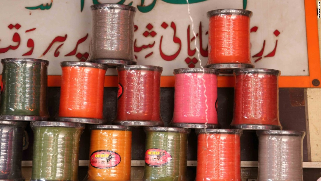 A new kind of string, made in China, is flooding Indian markets. It's stronger but not particularly environmentally friendly -- and it's also a menace to birds.