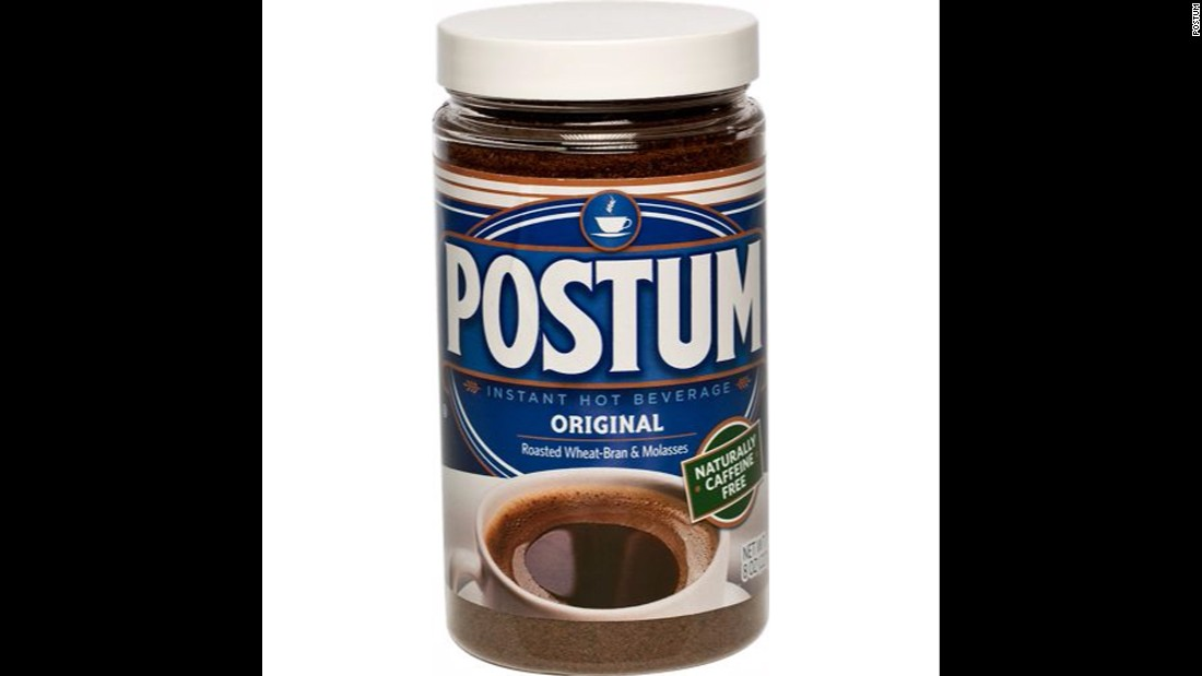 "Postum's ads <a href=""https://books.google.com/books?id=Hy0YIUYybOsC&pg=PA131&lpg=PA131&dq=19th-century+inventor+C.+W.+Post+on+coffee+bad+for+you&source=bl&ots=g2hh-151v4&sig=puGib3_29lDVz6F027IKRlnTNNY&hl=en&sa=X&ved=0CCkQ6AEwAmoVChMIiY25raukxwIVSVw-Ch14BwLK#v=onepage&q&f=false"" target=""_blank"">against coffee</a> were especially negative, claiming that coffee was as bad as morphine, cocaine, nicotine or strychnine and could cause blindness."