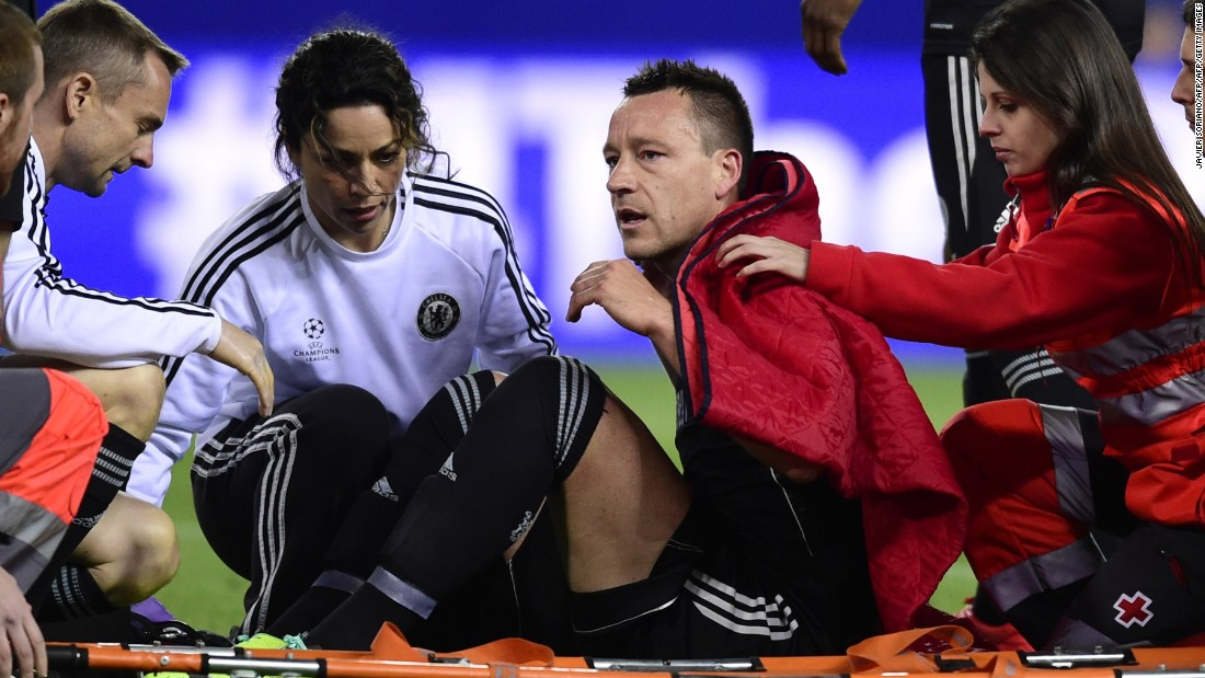 "Carneiro was backed by FIFA, with the governing body's chief medical officer Jiri Dvorak telling Sky Sports News that club doctors have an ""ethical duty to look after the players' health."" ""Everyone involved has to respect the fact the doctor is in charge,"" he added."