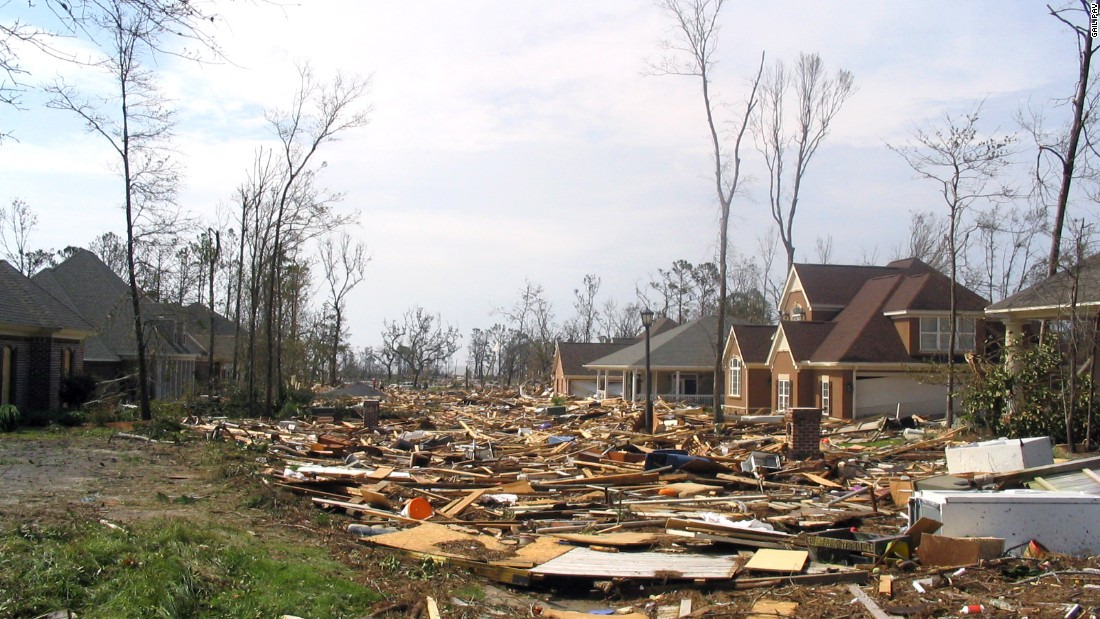 Hurricane katrina long beach mississippi for Katrina homes