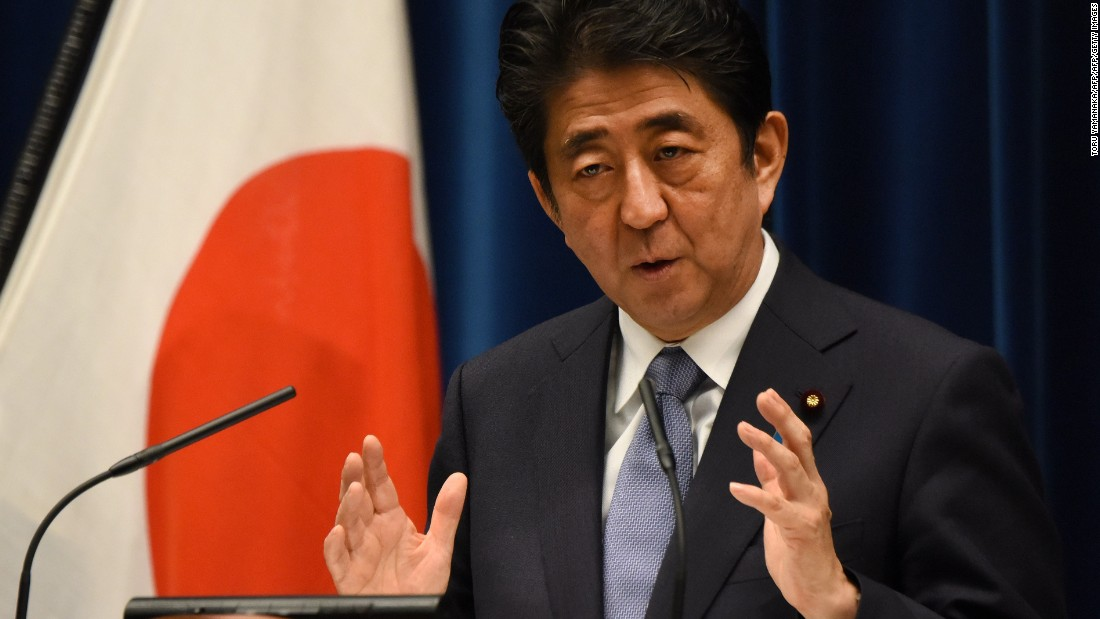 Shinzo Abe Fast Facts