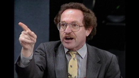 Alan Dershowitz, on 'The Morton Downey Jr. Show'