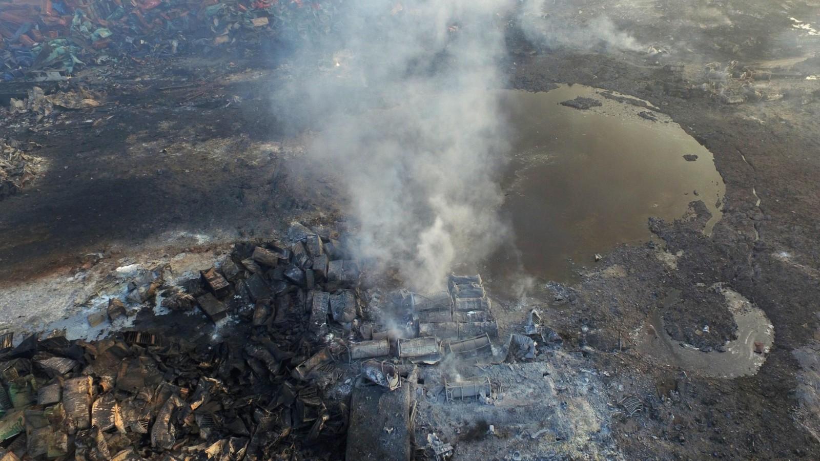 134845c3d07 Tianjin blasts  Were  hero  firefighters unprepared  - CNN