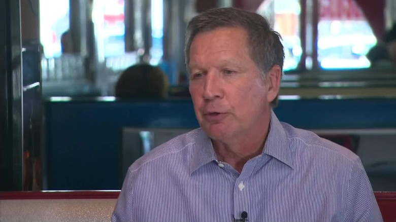 Gov. John Kasich 'would never have committed' to Iraq