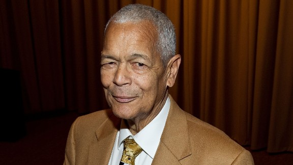 Lifelong civil rights leader and former NAACP chairman Julian Bond died on August 15, according to the Southern Poverty Law Center. He was 75.
