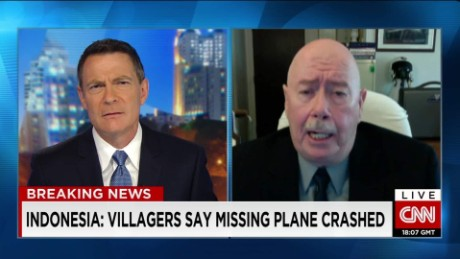 exp Search is on for missing plane in Indonesia_00002001