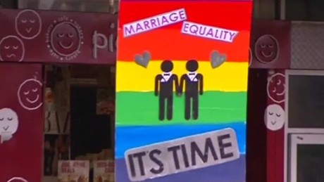 Australia debates legalizing same-sex marriage