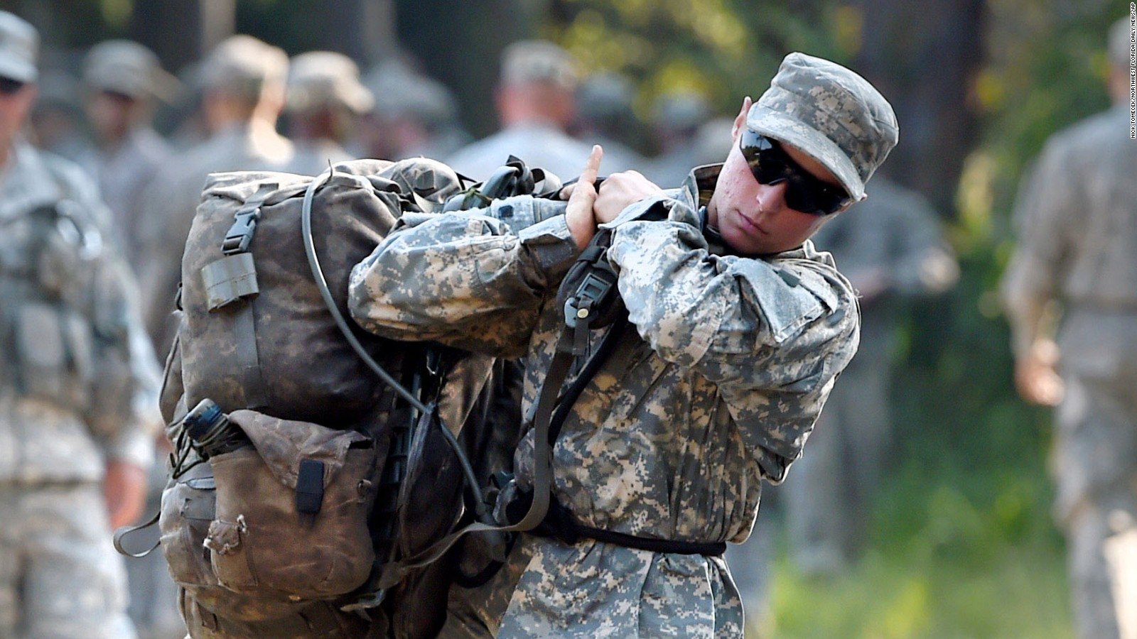 a5e1936ab82 What is it like training at Army Ranger School  - CNN Video