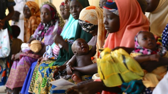 A huge immunization drive in Nigeria has meant there have been no new cases of polio for more than a year.