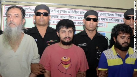 Arrests made in Bangladeshi blogger killings