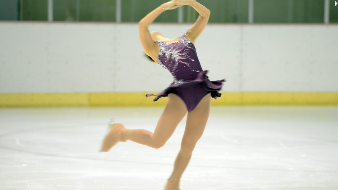 "The teenager has taken over the mantle of South Korea's top figure skater from Kim Yu-Na, who is now one of her mentors. <a href=""/2015/07/15/sport/park-so-youn-figure-skating-south-korea/index.html"" target=""_blank"">Read more</a>"