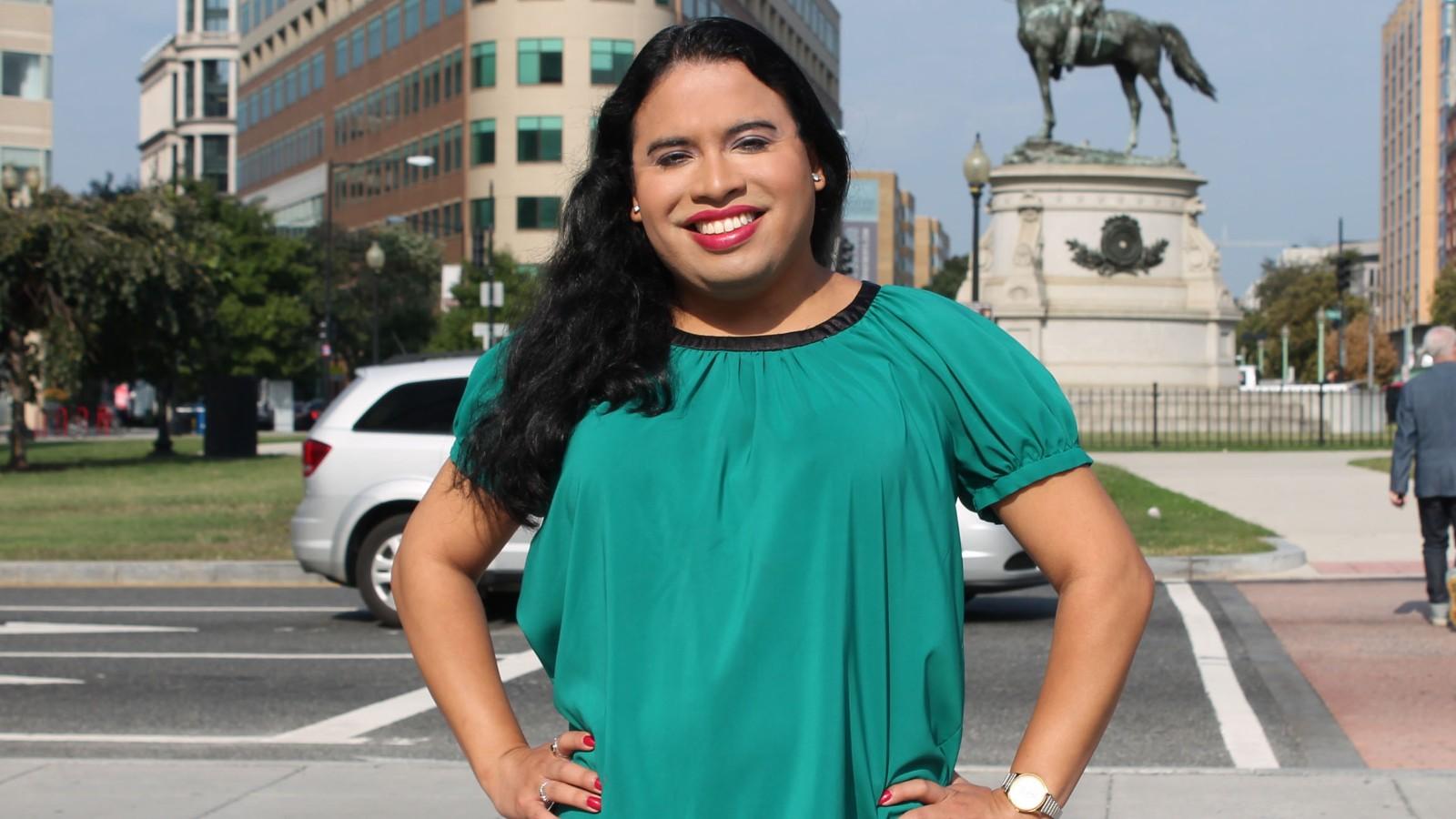 Obama appoints first transgender White House staff member