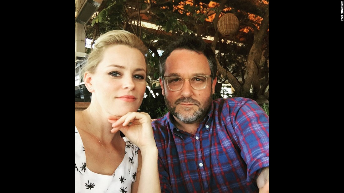 """This guy - Colin Trevorrow - directing #StarWars Episode IX. Next time, he treats me to lunch,"" <a href=""https://instagram.com/p/6fq5RZJXX-/"" target=""_blank"">joked actress Elizabeth Banks</a> on Monday, August 17."
