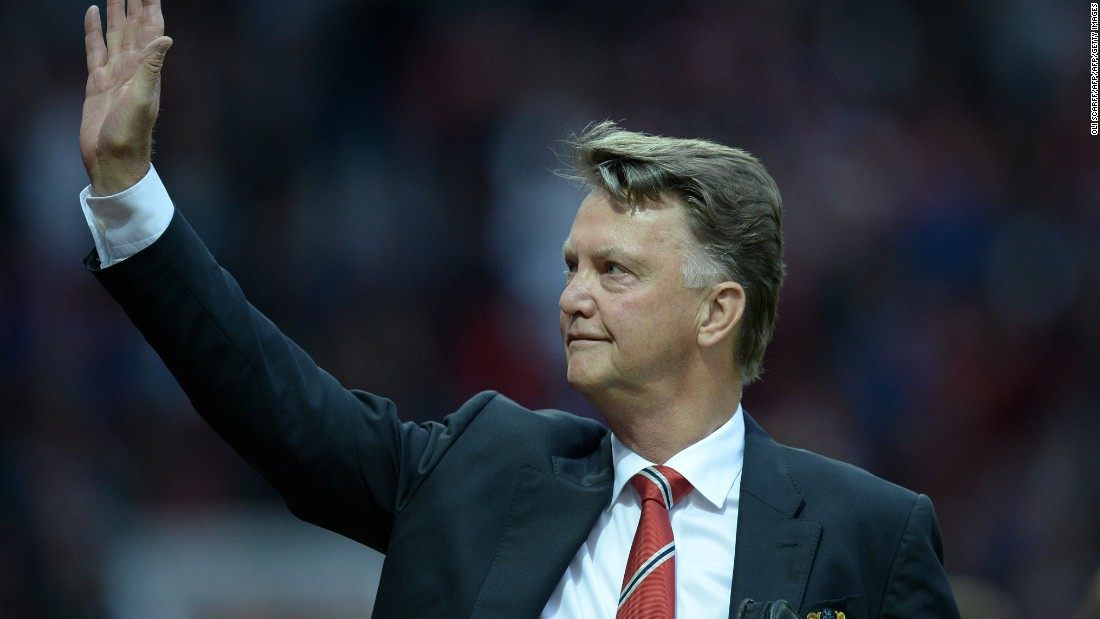 Louis Van Gaal had warned before the game that United would be in for a tough match.
