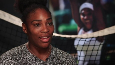Serena Williams gears up for Grand Slam