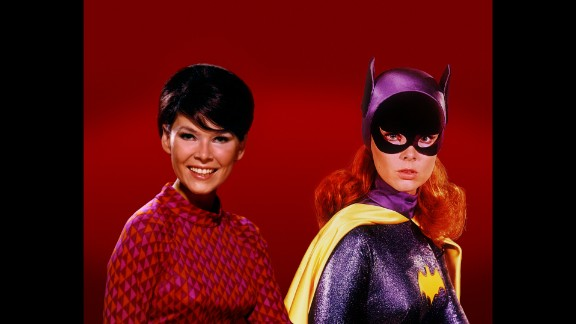 "Actress Yvonne Craig, who played Batgirl in the ""Batman"" TV series, died August 17 at age 78."