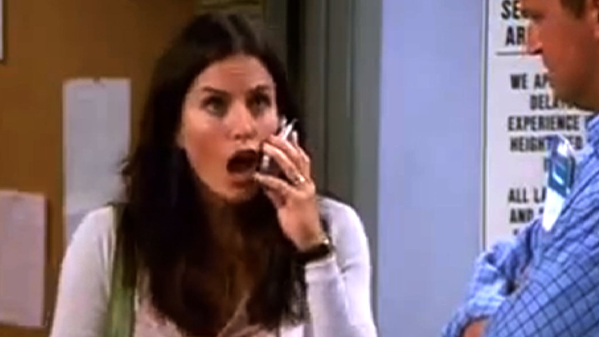 'Friends' scenes deleted after 9/11 go viral