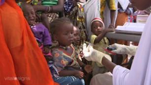 Nigeria's fight against polio