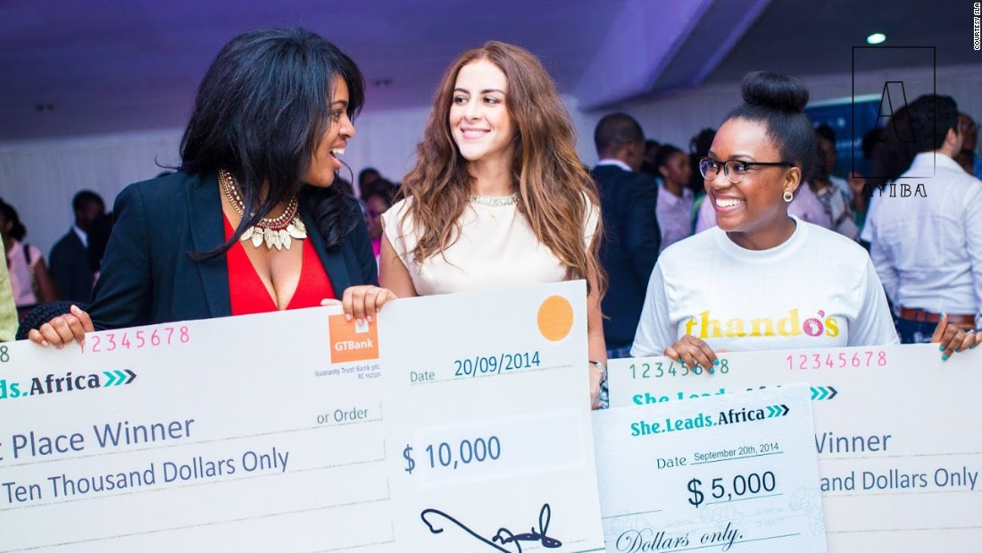 The winners of last year's edition of the Entrepreneur Showcase, a pitch competition by She Leads Africa for female-led African startups. Go through the gallery to find out more about this year's finalists.
