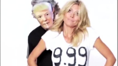 Heidi Klum Donald Trump 10 women orig_00002016