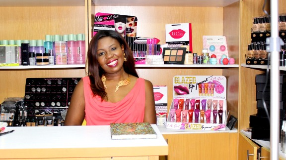 The company maintains it's not just about shopping, but also about celebrating the modern Nigerian and African woman.