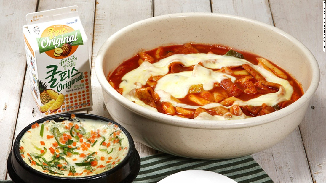 7 super spicy korean dishes and tips for eating them cnn travel forumfinder Choice Image