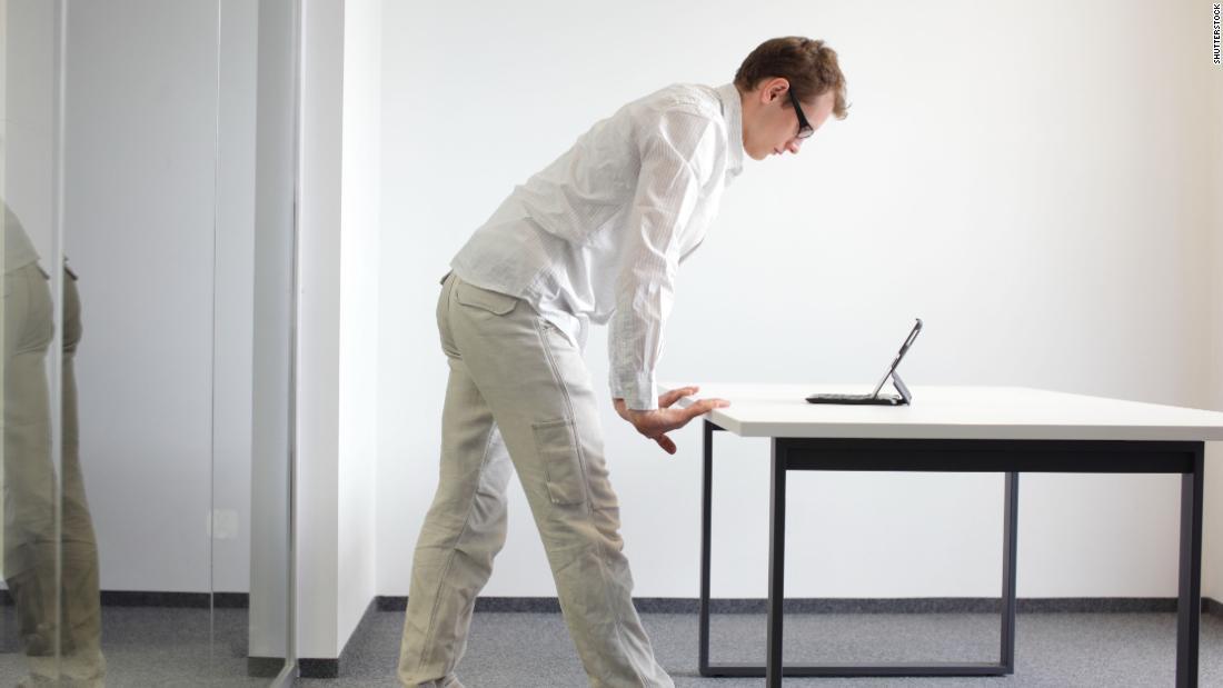 Standing desk recommendations based on weak science
