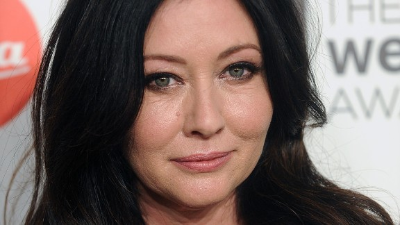 In August 2015, actress Shannen Doherty confirmed to People that she is undergoing treatment for breast cancer. She went public with the news after TMZ reported she was suing a former business manager, accusing her of letting the star's health insurance lapse. In August 2016, she said that the cancer has spread and she's had a single mastectomy.