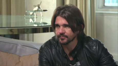 juanes colombian rocker donald trump SOT_00000720