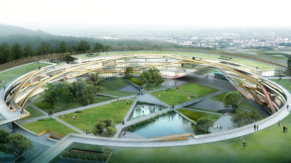 Chinese group Zendai are ploughing investment into a $6.5 billion future city, 20 kilometers from the heart of Johannesburg. Construction time is estimated to take between 15 and 20 years, and the 13 million meters square development will include commercial, industrial and residential complexes, including cultural and entertainment hubs. The project is anticipated to create 200,000 jobs and cater for 100,000 residents.