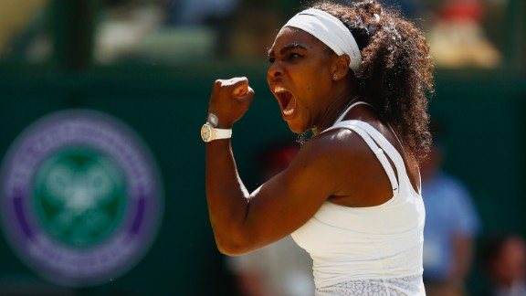 Serena enjoyed an astonishing 2015 season -- winning the Australian Open, French Open and Wimbledon. She missed the China Open and WTA finals after revealing she needed time to recover from a grueling year.