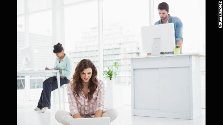 Bump up your productivity at work by standing up