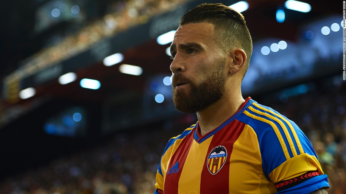 Another Mendes client, Nicolas Otamendi was sold by Valencia to Manchester City for $44 million on transfer deadline day.