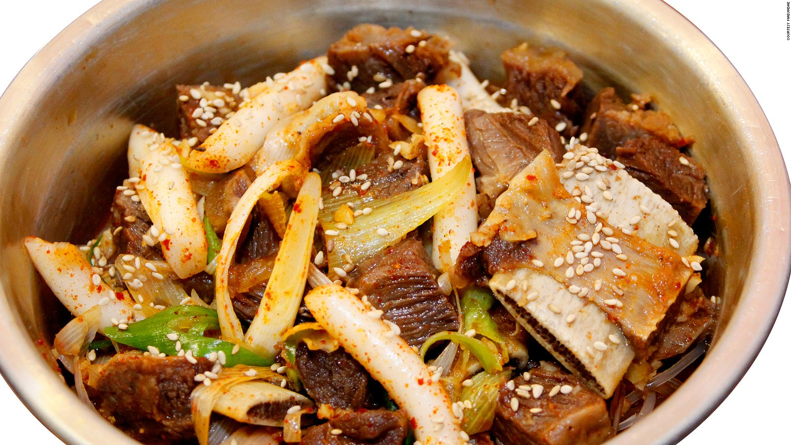7 Super Spicy South Korean Dishes And Tips For Eating Them Cnn