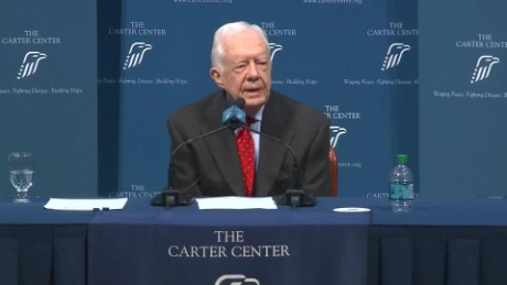 Jimmy Carter reflects on the Iran hostage crisis