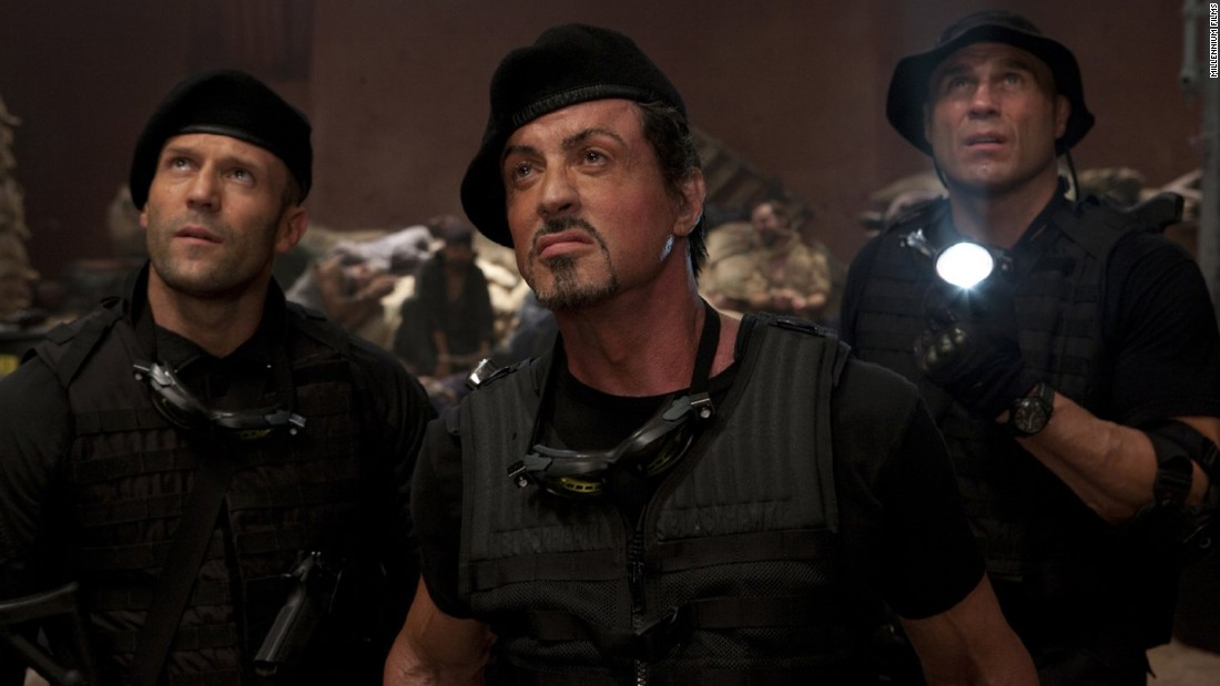 "On the other hand, ""The Expendables"" (2010) may have shot in and around the city, including <a href=""http://www.nola.com/movies/index.ssf/2009/07/when_sylvester_stallone_brings.html"" target=""_blank"">a local warehouse</a> and a highway overpass, but its scenes were set all over the world. Movie magic!"