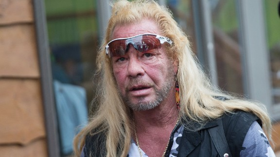 """Duane """"Dog the Bounty Hunter"""" Chapman's reality show was briefly suspended in 2007 after his son recorded a profanity-laced conversation in which Chapman repeatedly used the N-word. Chapman issued an apology, saying, """"I am deeply disappointed in myself for speaking out of anger to my son and using such a hateful term. ... I should have never used that term."""""""