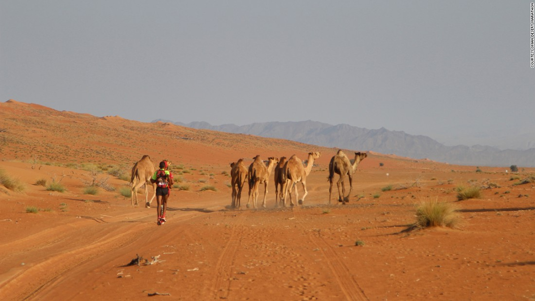 "Following the ancient caravan route from East to West, the third <a href=""http://marathonoman.com/"" target=""_blank"">Oman Desert Marathon</a> will kick off this November, covering 102 miles in six stages."