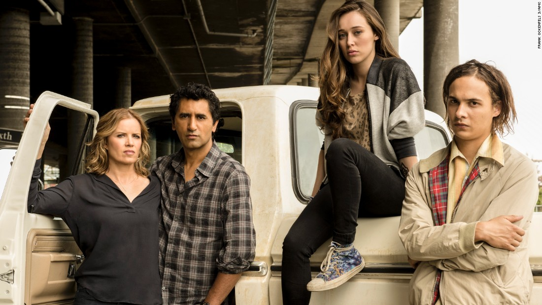 """Fear the Walking Dead"" airs at 9 p.m. ET Sundays on AMC."