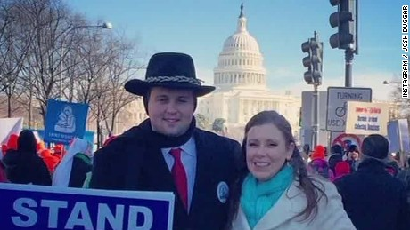 Josh Duggar: 'I have been unfaithful to my wife'