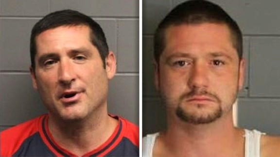 Brothers Scott and Steve Leader will serve prison time and then three years on probation.