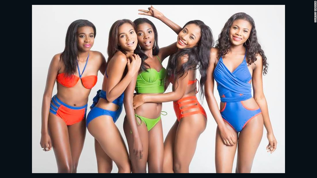 "<a href=""http://www.kamokini.com/"" target=""_blank"">KAMOKINI</a> is a Nigerian swimwear brand operating out of Lagos which also offers accessories and dresses."