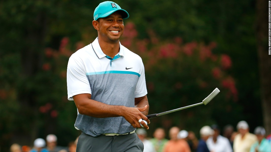 Woods' best result of an injury-hit 2015 was a tie for 10th at August's Wyndham Championship -- his last appearance this season before having back surgery.